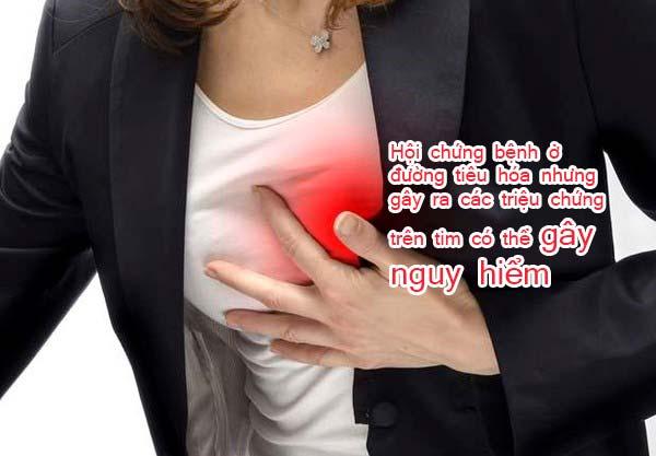 Hội chứng dạ dày tim